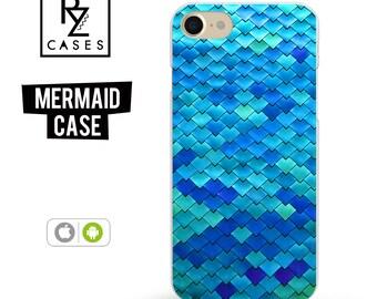 Mermaid Phone Case, Mermaid Scales, iPhone 7 Case, Mermaid iPhone Case Scales, iPhone 6 Case, iPhone 7 Plus, iPhone 6 plus, Samsung Galaxy