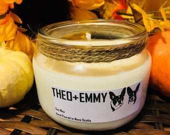 Soy Candles, Hand Poured Candles, Candles, Hand Made Candles, Nova Scotia Candles, Scented Candles