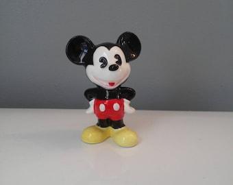 Disney's Mickey Mouse Ceramic Figurine