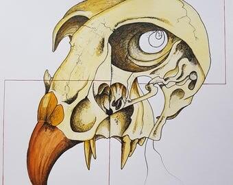 The bird of prey - SALE -