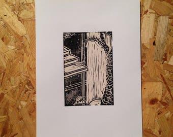 Joe's Garden - Print
