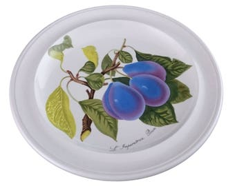 Pomona  by Portmeirion Plum Side Plate