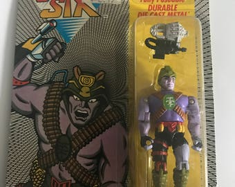 1986 Bionic six Glove *vintage*