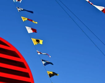 Queen Mary Nautical Rigging
