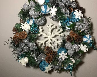 Full custom wreaths