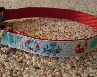 Beach Theme Collar