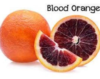 Fresh Moro Deep Blood Oranges ( 3lbs- 3.5 lbs)