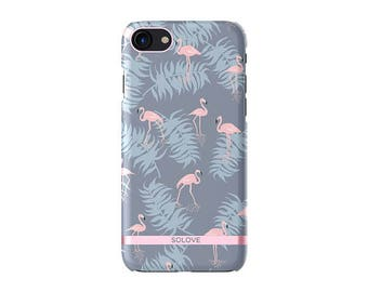 iPhone 7 case – Flamingo