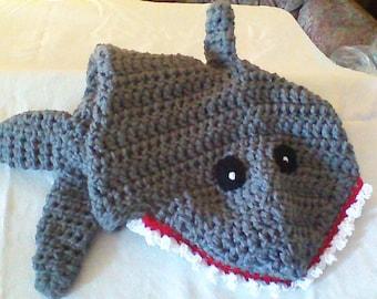 Infant shark cocoon