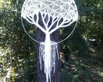 Macrame Tree of Life
