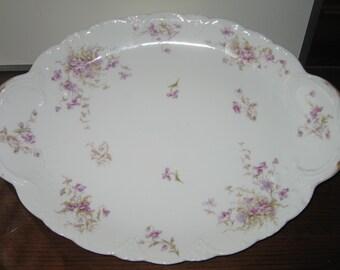 Theodore Haviland of Limoges France Serving Platter