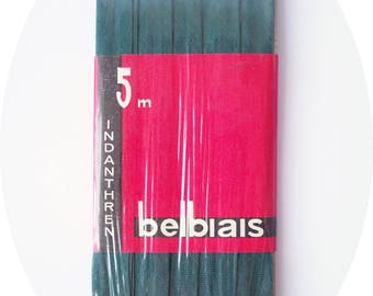 bias cotton Belbiais 5 m - Pine Green