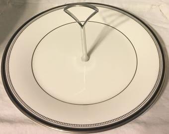 Royal Doulton Sarabande Serving Plate Vintage