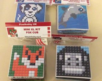 Pixel art sets