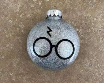 Individual Harry Potter inspired ornaments