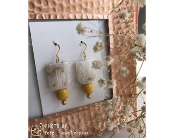 Hand Made: Resin Earrings