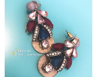 Second Hand Collection - Delicate Occasion Earrings