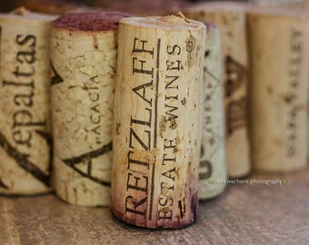 Wine Cork photography digital download