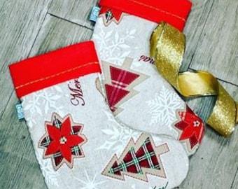 Christmas Decorative Sock