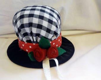 Handmade Hat Pin Cushion