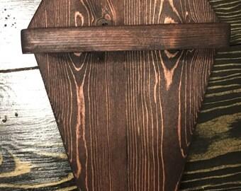 12in coffin shelf