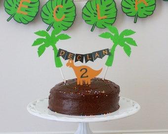 Dinosaur cake topper; Dinosaur Birthday; Dinosaur Decor; Dinosaur Party; Dinosaur Party Decorations; Dinosaur Party Supplies; Dinosaur decor