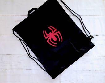 Spider Man sling backpack