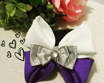 Simple Day Bow with alligator