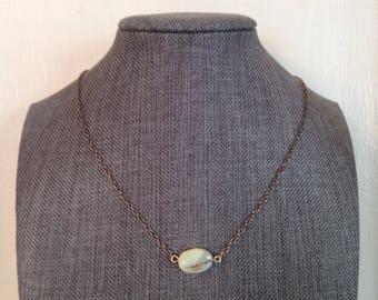 Yellow Opal pendant