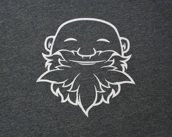 Men's Coda T Shirt (Charcoal)