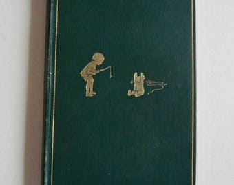 Winnie the Pooh - A. A. Milne - Signed by Author - 1926 - First Edition