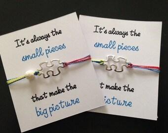 Autism Awareness Bracelet