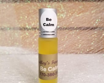 Be Calm - Roll-on and Inhaler