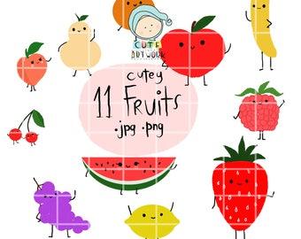 Cutey Fruits