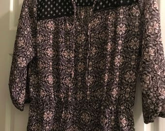 Maurice's Ladies blouse