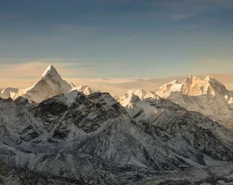 Himalayas, Nepal, Everest, Himalayan