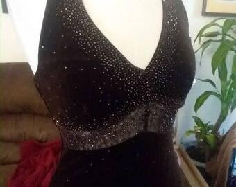 De Laru evening gown. Size 9/10