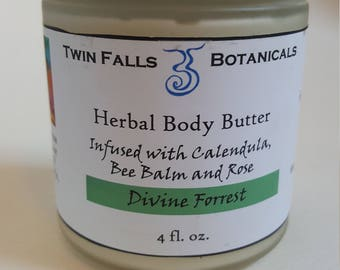 Herbal Body Butter - Divine Forest