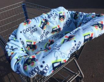 Shopping cart/ highchair cover