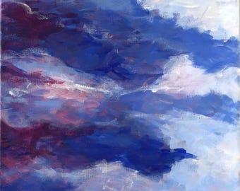 Original Acrylic Abstract Painting