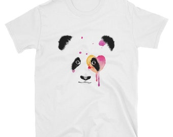 Sad Panda Bear t-shirt