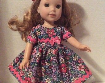 American Girl, wellie wishers Homemade Clothes