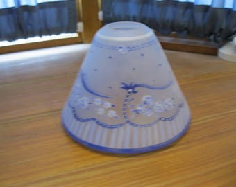 Vintage Candle Shade