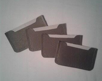 Business card holder, credit card holder, card holder, i.d. holder, business card case