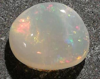 Brasilian solid opal