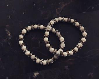 Boho Stone Bracelet for Goodluck