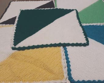 Kitchen Cloth, Kitchen Towels, Cotton with diffferent colors