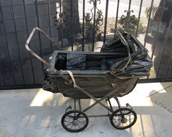 1940s Baby Stroller Etsy