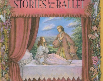 NEW!  The Random House Book of Stories from the Ballet 1994