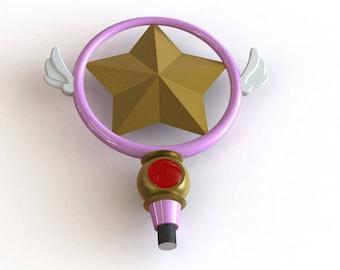Cardcaptor Sakura Star Wand/Staff 3D model for Printing